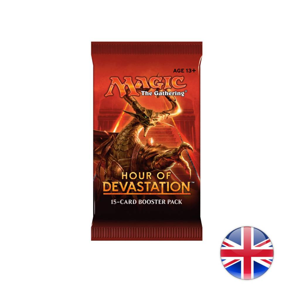 Wizards of the Coast MTG Hour of Devastation Booster