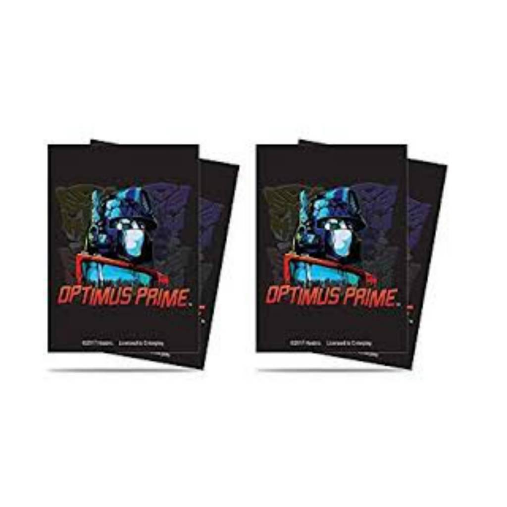 Ultra Pro Sleeves Transformers Optimus Prime (65)