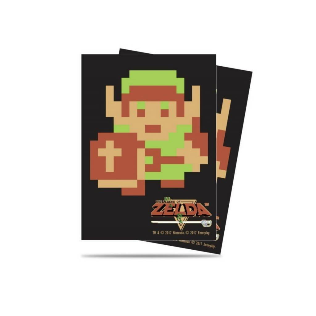 Ultra Pro Sleeves Legend of Zelda 8-Bit Link (65)