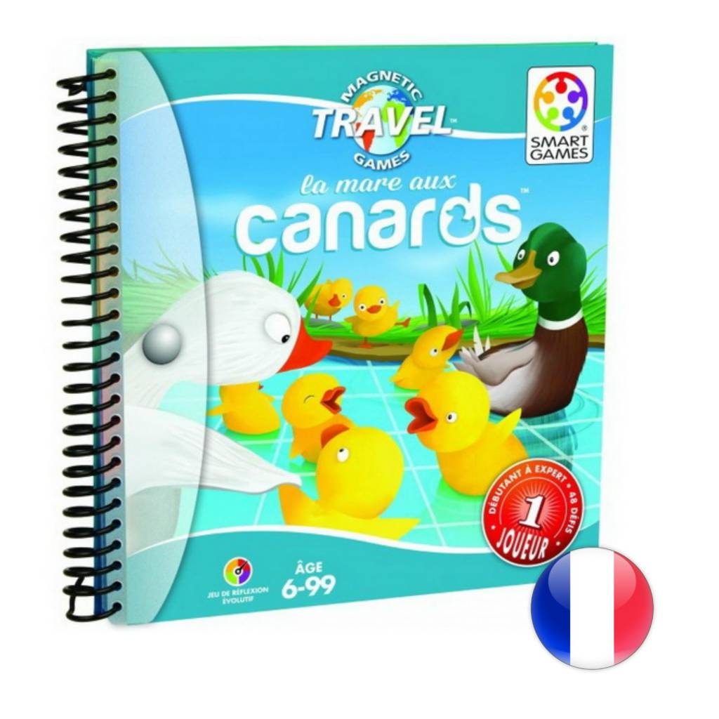 Smart Games La mare aux canards