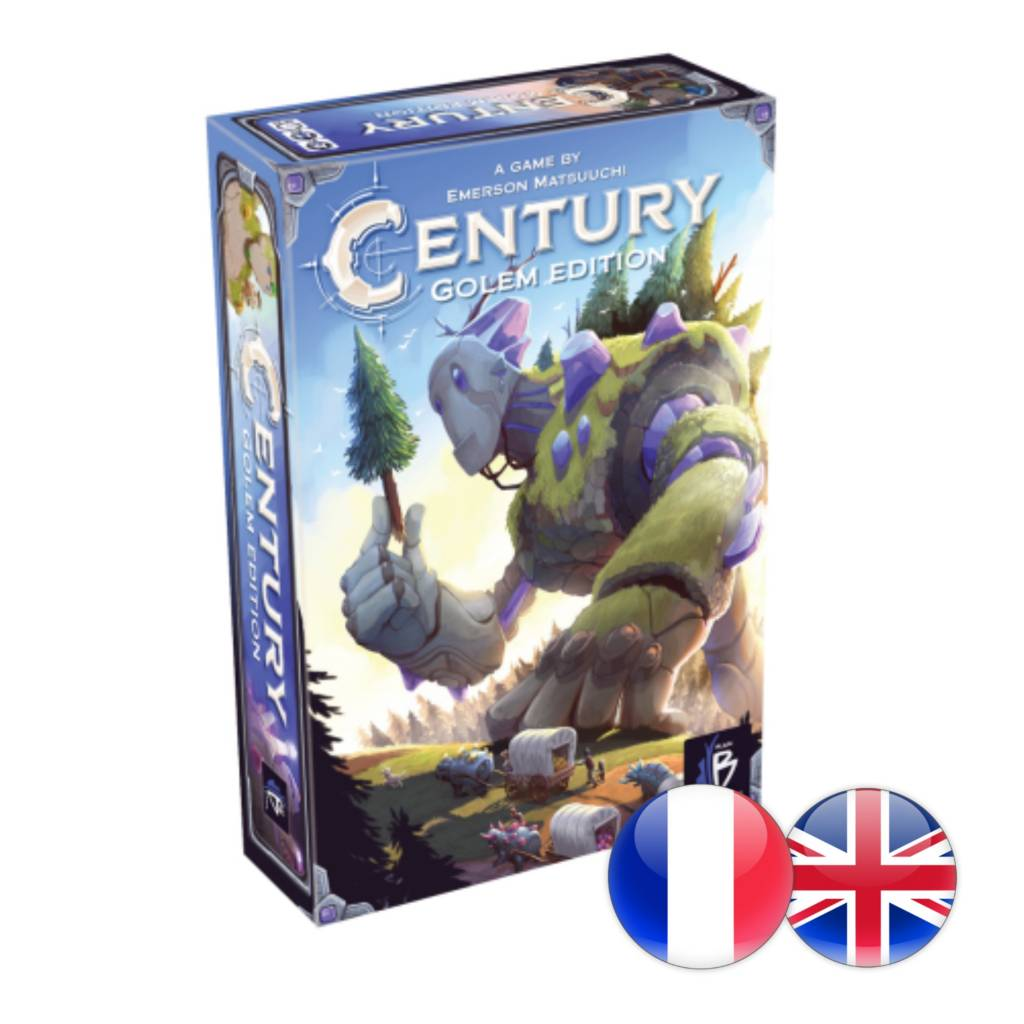 Plan B Century: Golem Edition (Multi)