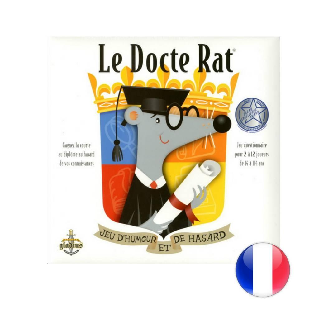 Gladius Le Docte Rat