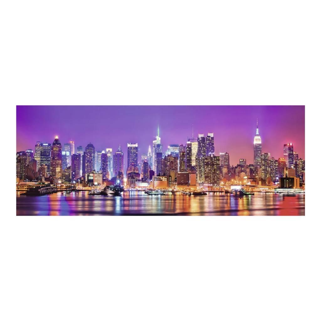 Ravensburger Puzzle 1000: Les lumières de Manhattan / Panorama