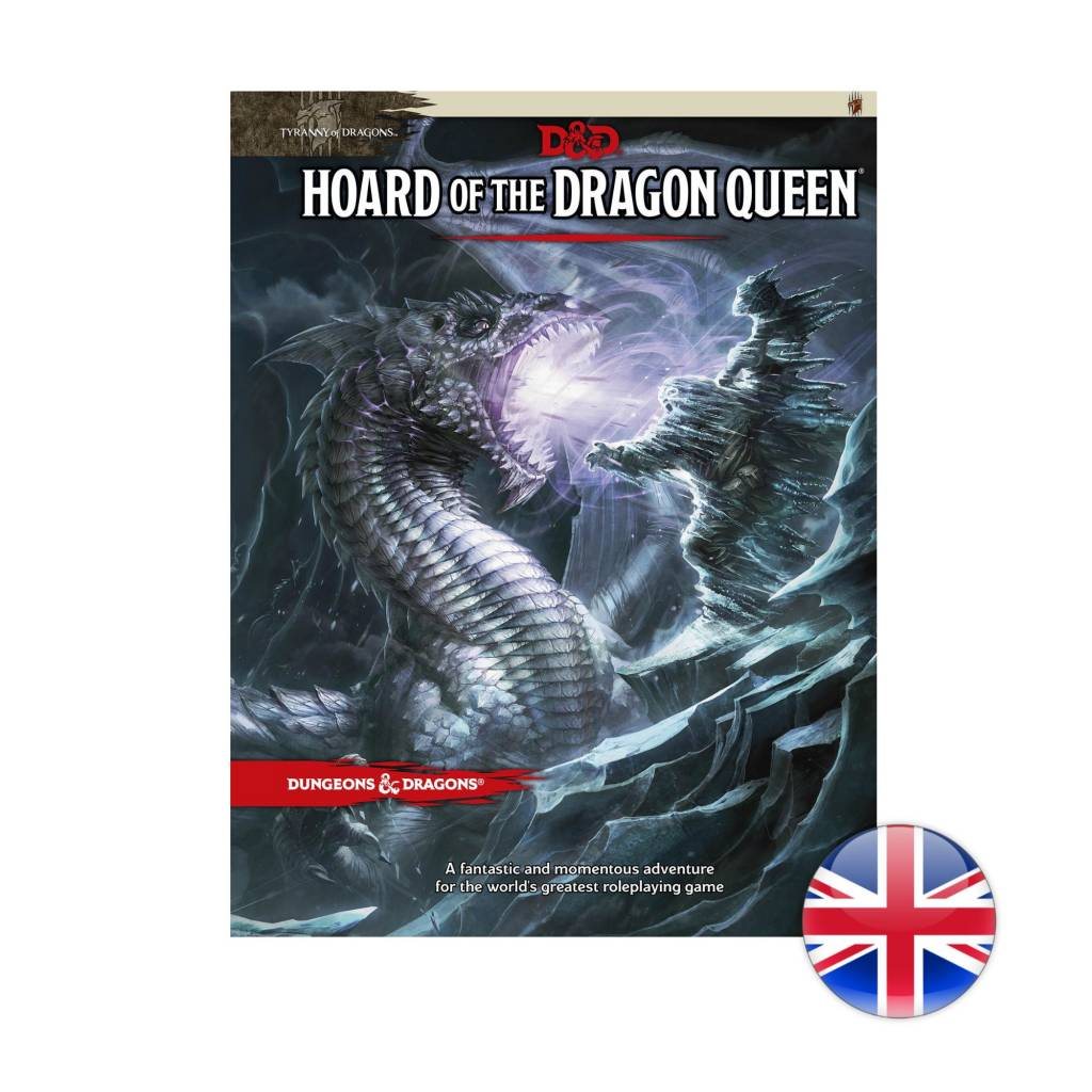 Wizards of the Coast Dungeons & Dragons: Hoard of the Dragon Queen