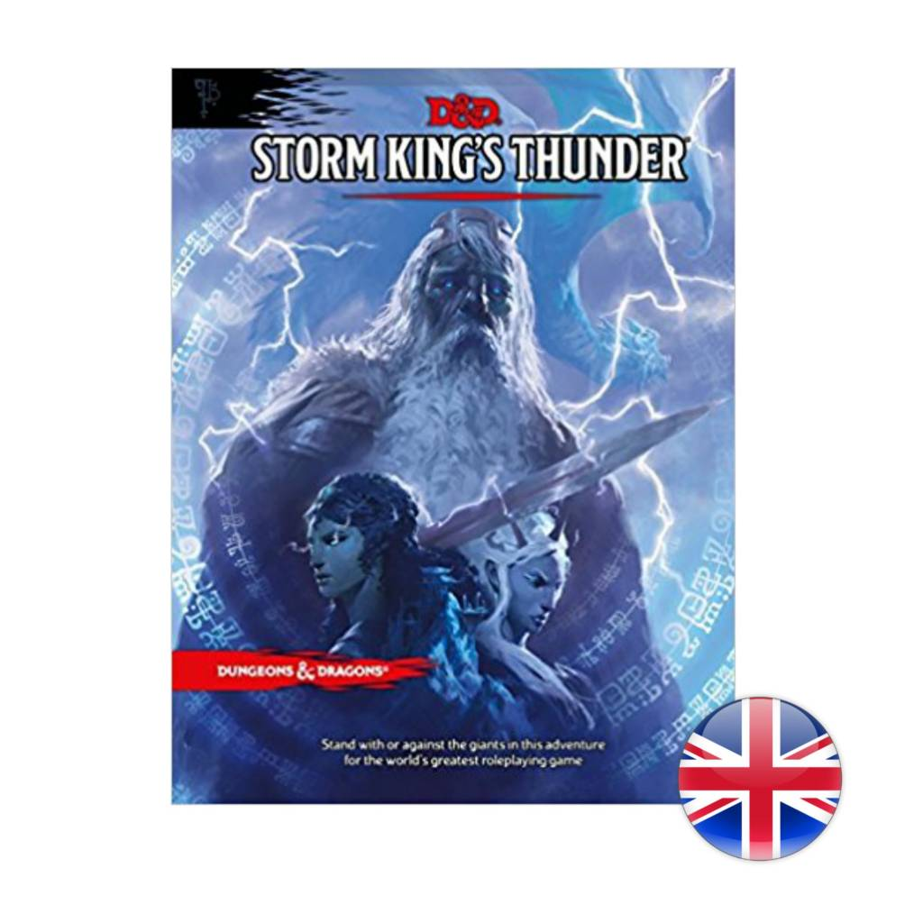 Wizards of the Coast D&D Dungeons & Dragons: Storm King's Thunder