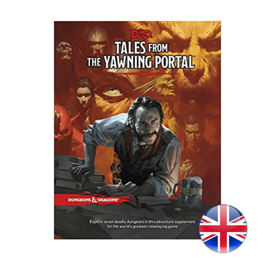 Wizards of the Coast D&D Dungeons & Dragons: Tales from the Yawning Portal