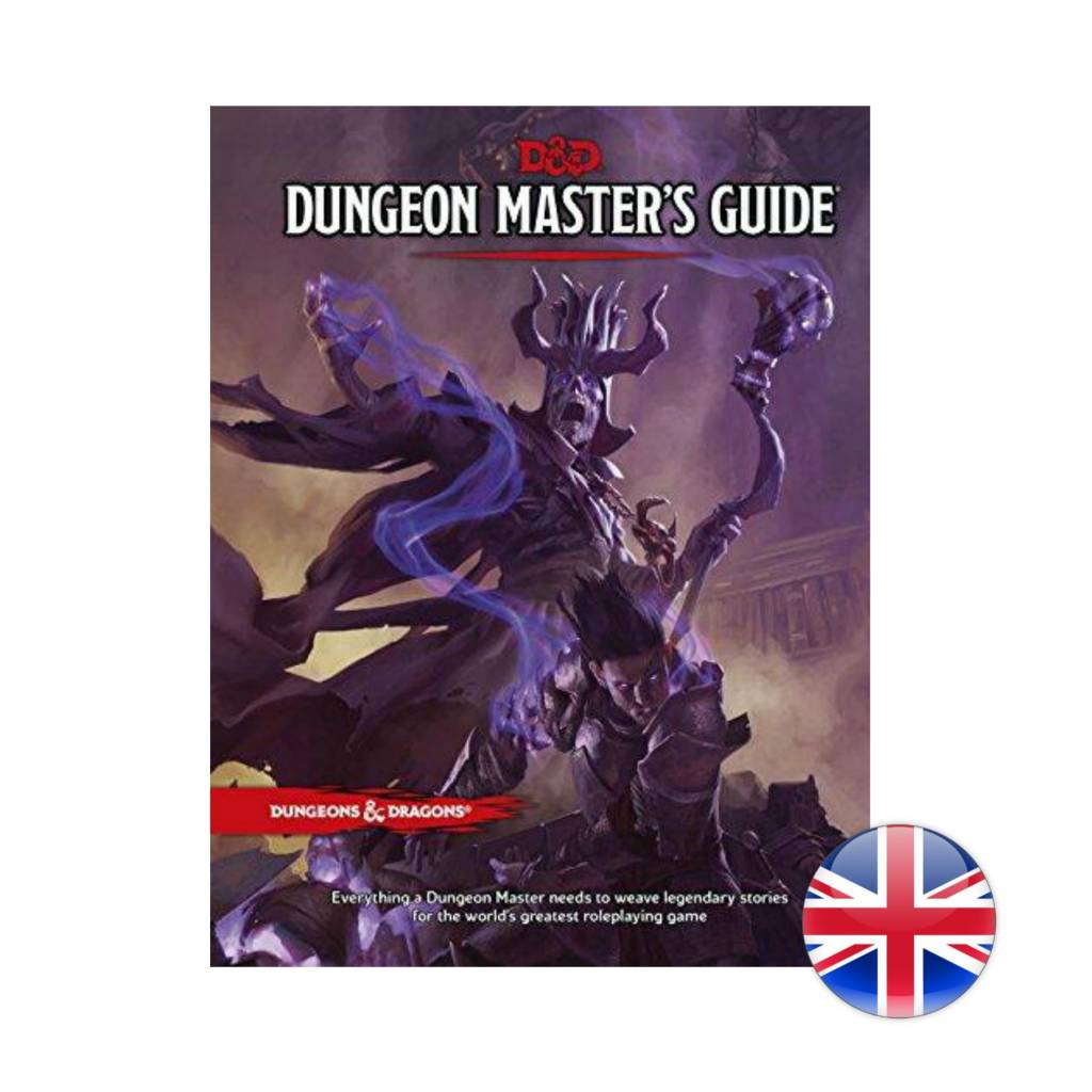Wizards of the Coast D&D Dungeons & Dragons: Dungeon Master's guide