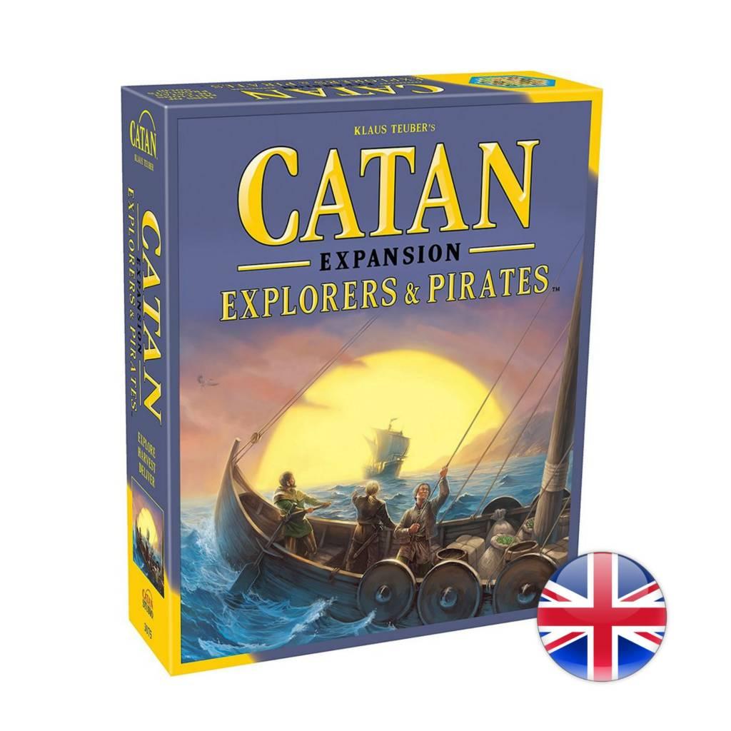 Mayfair Games Catan - Exp. Explorers & Pirates