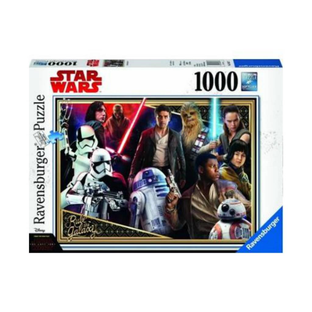 Ravensburger Puzzle 1000: Star Wars Episode 8