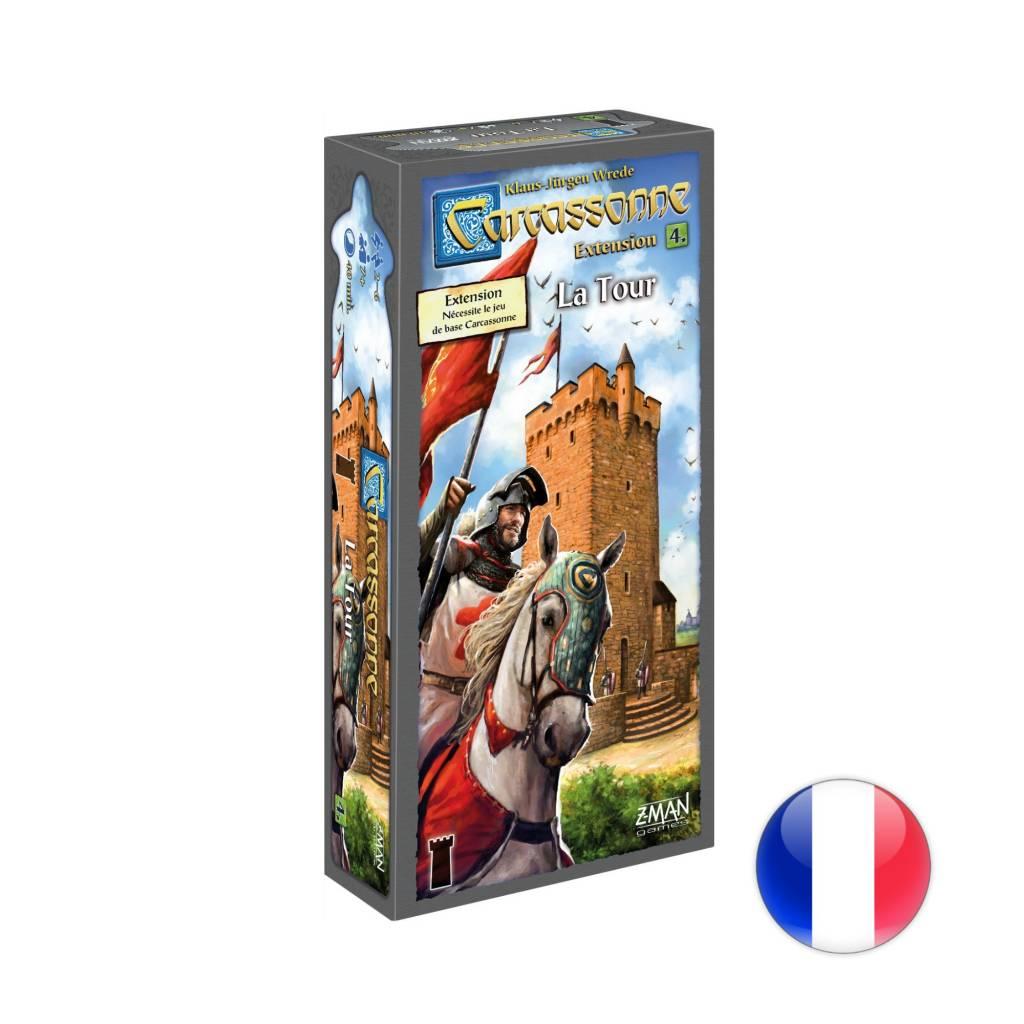 Filosofia Carcassonne 2.0 - Ext. La Tour