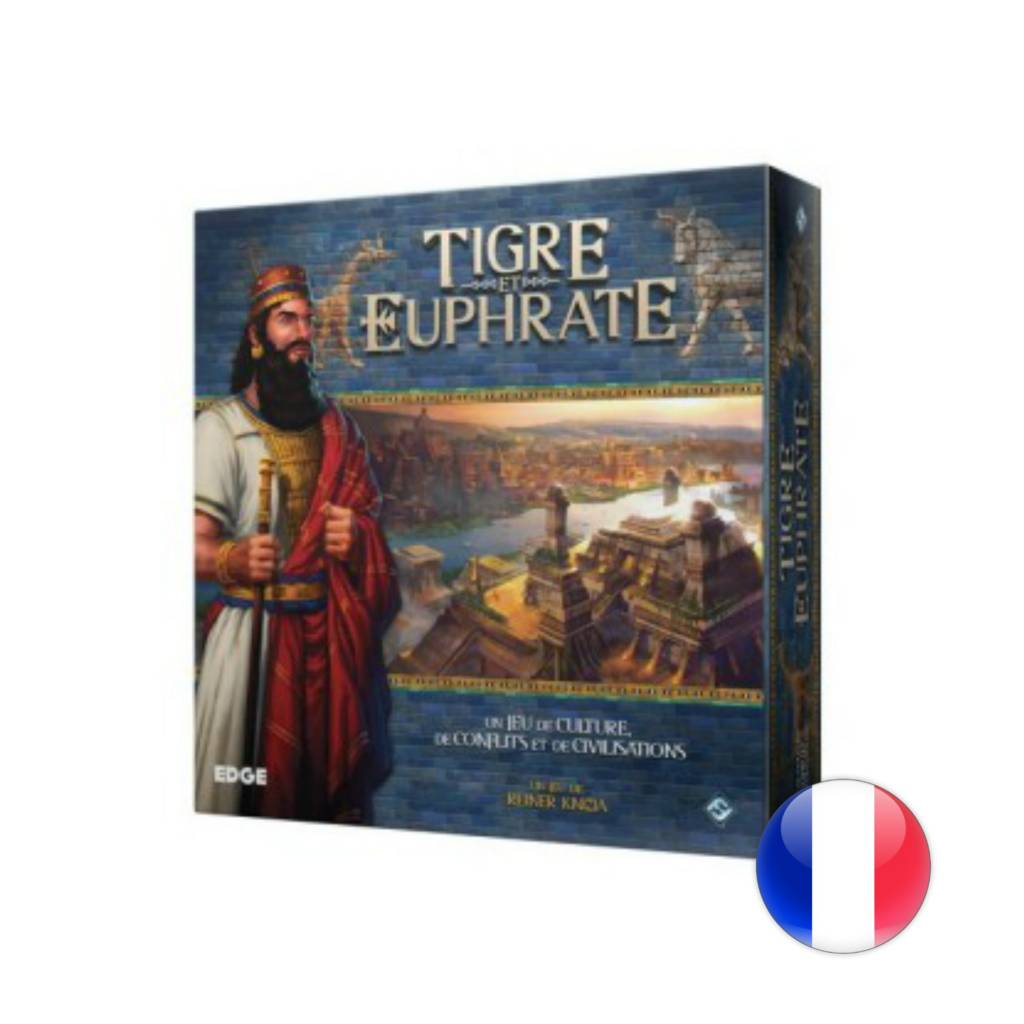 Edge Entertainment Tigre et Euphrate