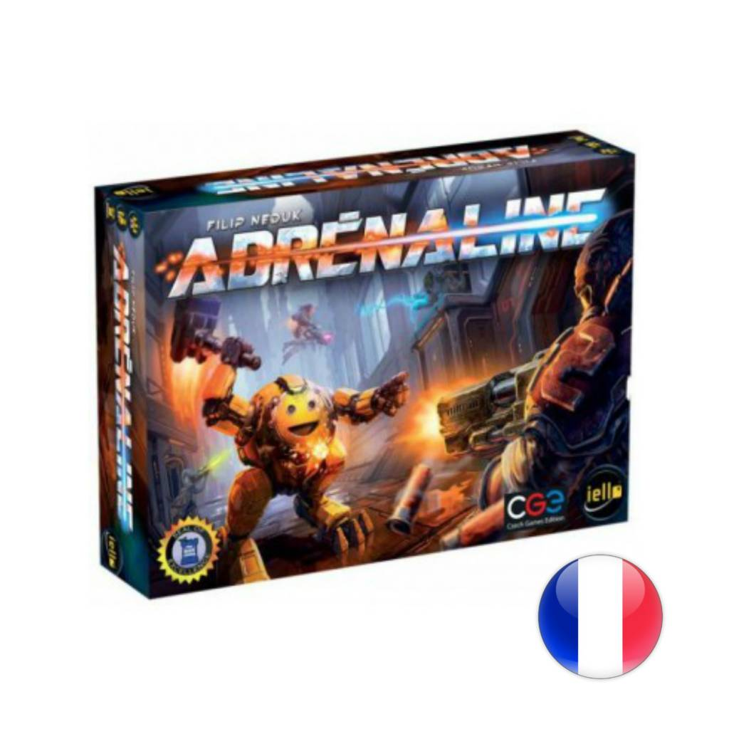 Czech Games Edition Adrenaline VF