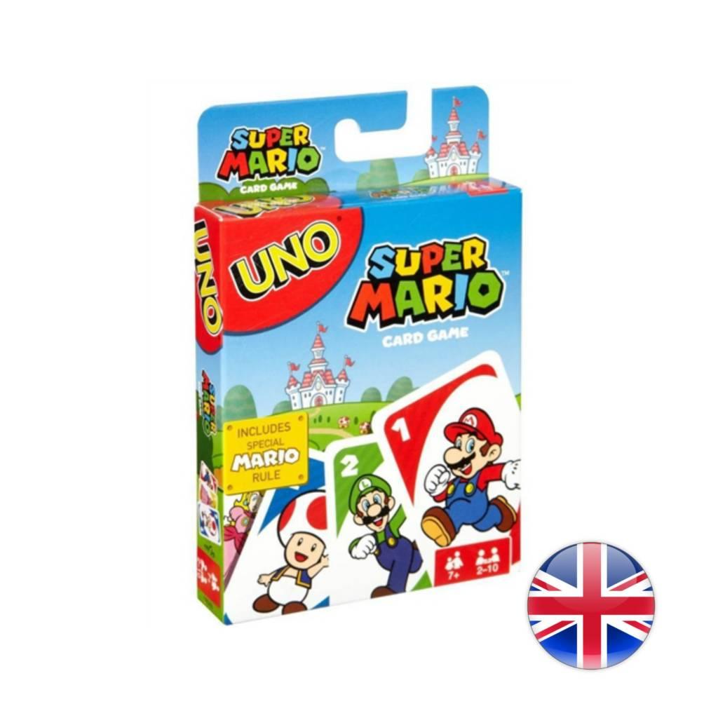 Mattel Inc. Uno - Mario Bros