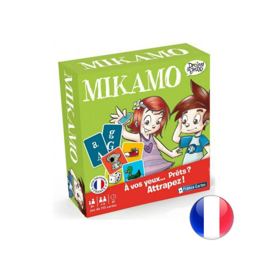 France cartes Mikamo
