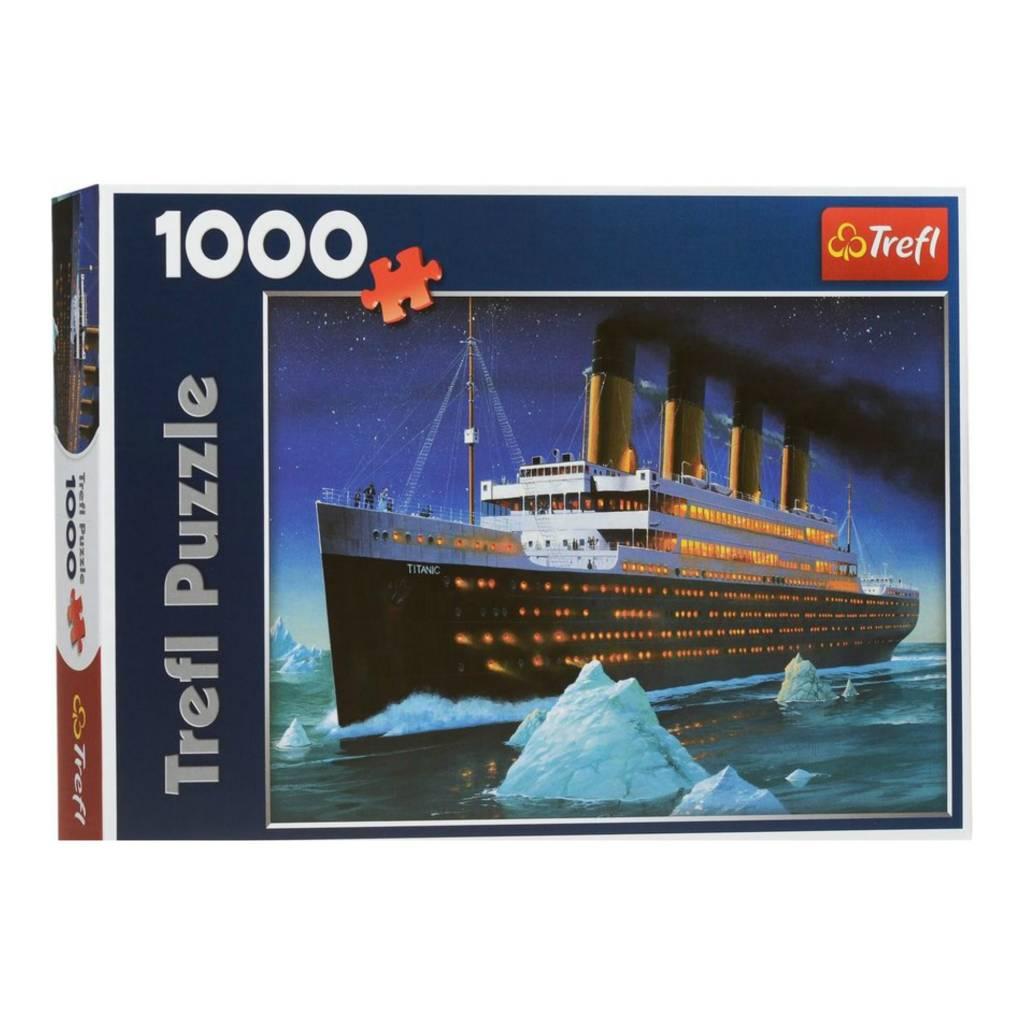 Trefl Puzzle 1000: Titanic
