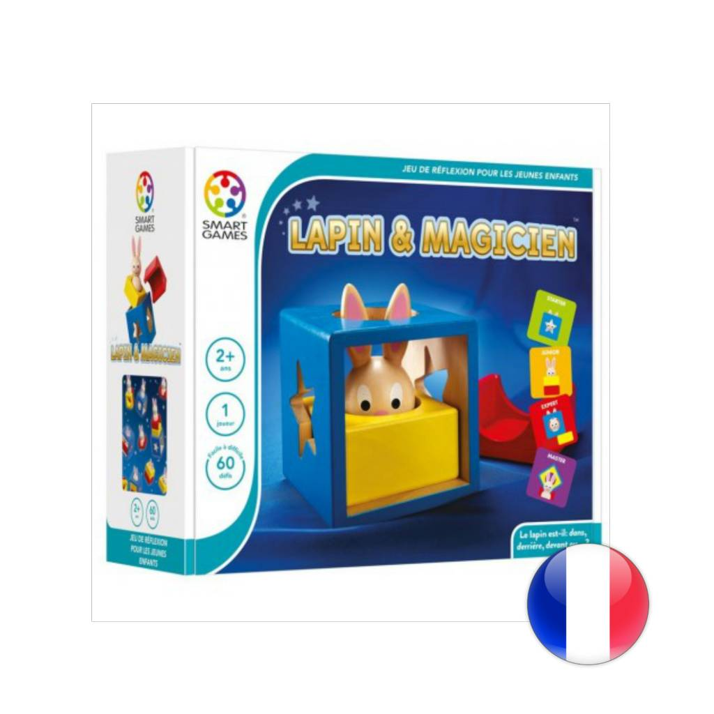Smart Games Lapin & Magicien