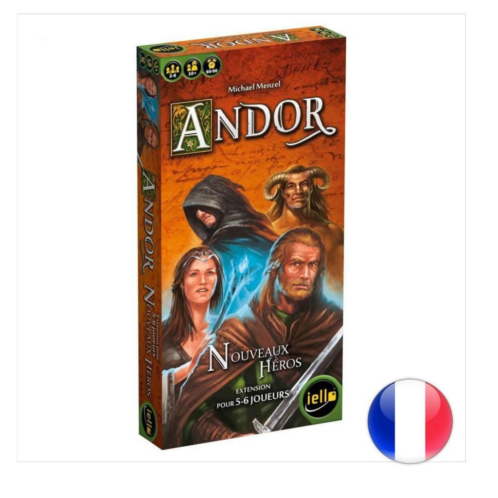 IELLO Andor - Nouveaux héros