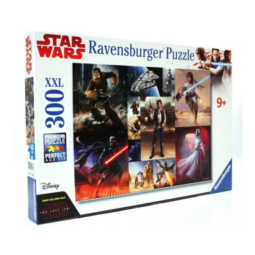 Ravensburger Puzzle 300: Star Wars Millennium Falcon