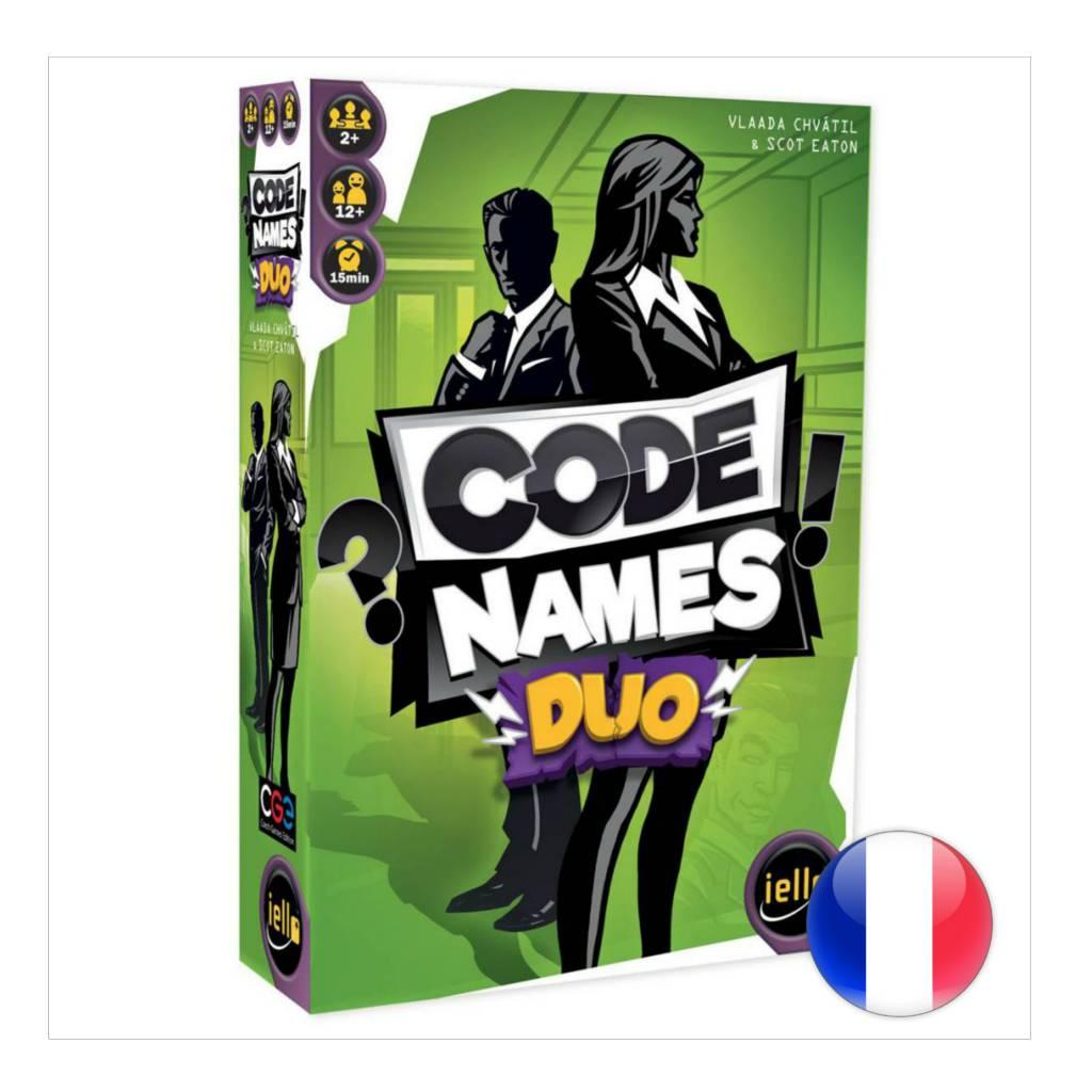 IELLO Codenames Duo VF