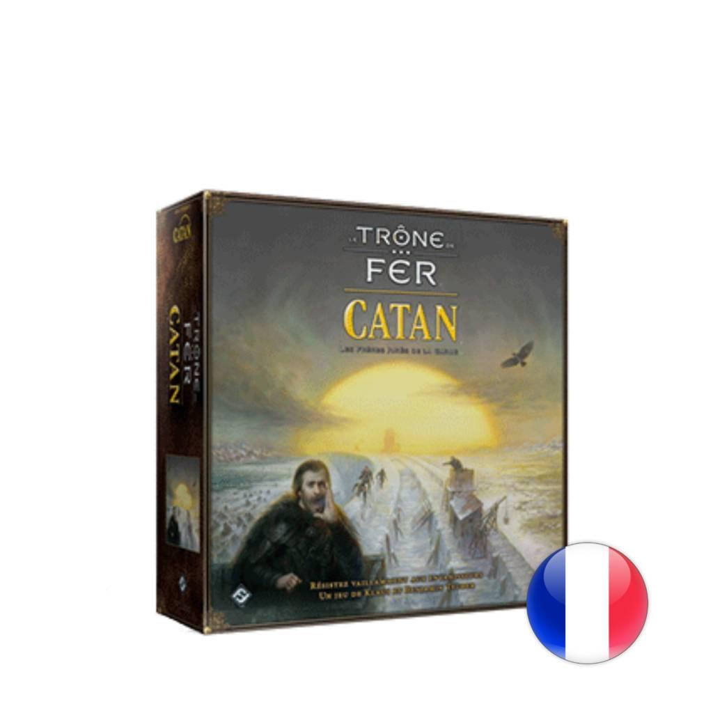Fantasy Flight Games Le Throne de fer: Catan