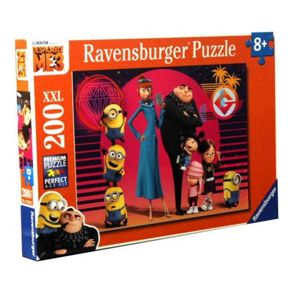 Ravensburger Puzzle 200: Despicable Me 3 Tous réunis