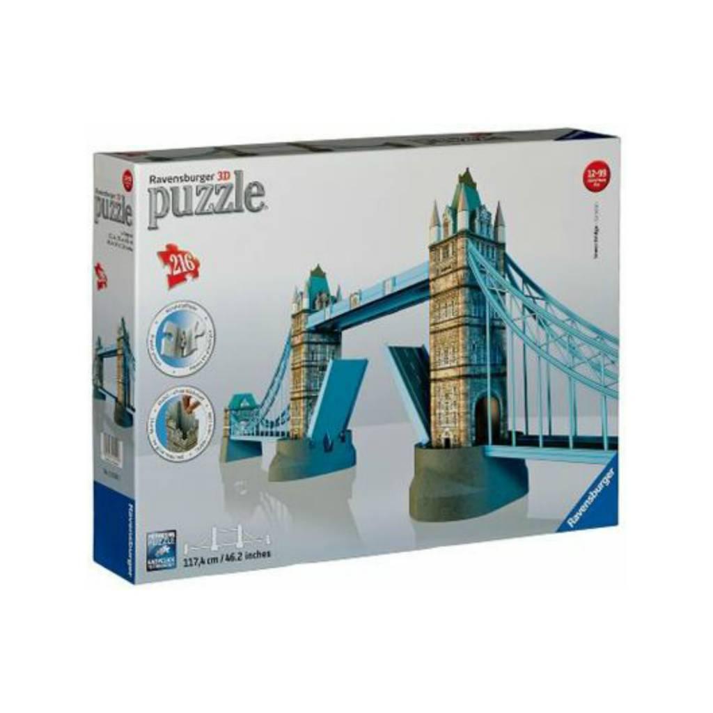 2b42c1c67 Puzzle 216: Tower Bridge 3D - L'As des jeux - L'As des jeux