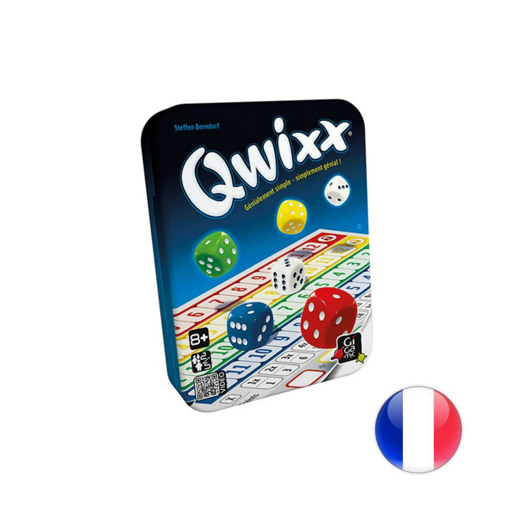 Gigamic Qwixx (VF)