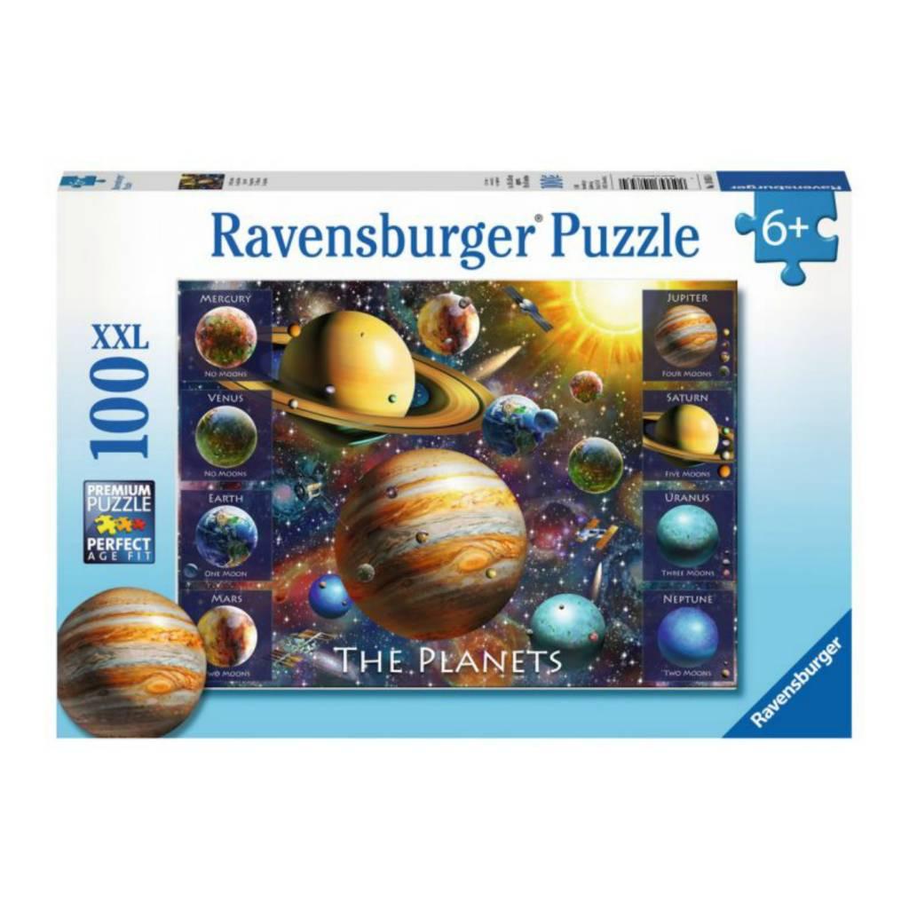 Ravensburger Puzzle 100: Les planètes