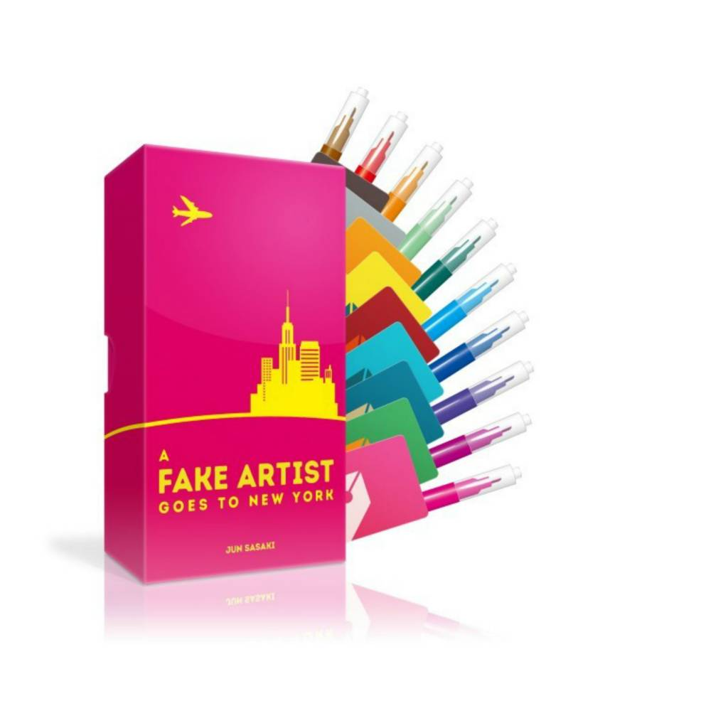 A Fake Artist Goes to New-York (multi)