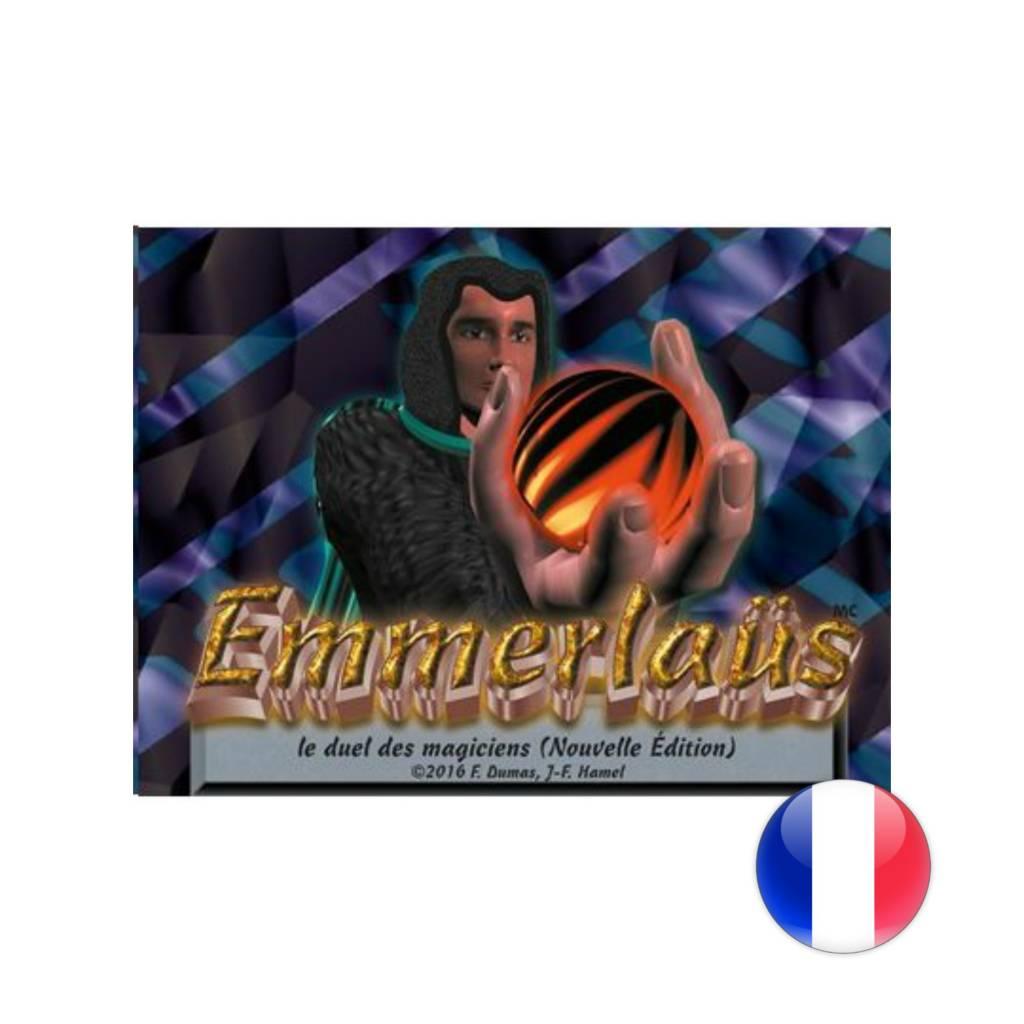 Emmerlaus: Le duel des magiciens