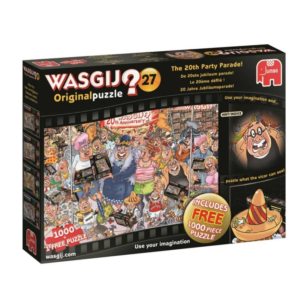 Wasgij Puzzle 1000: Wasgij Original #27 - Le 20e défilé