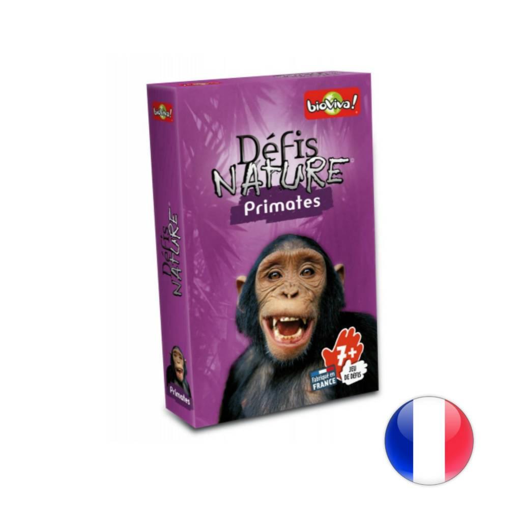 BioViva Défis Nature / Primates