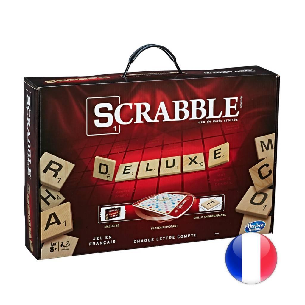 Hasbro Games Scrabble Deluxe français
