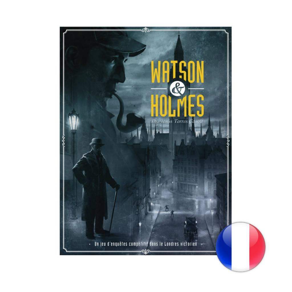 Asmodee Watson & Holmes FR