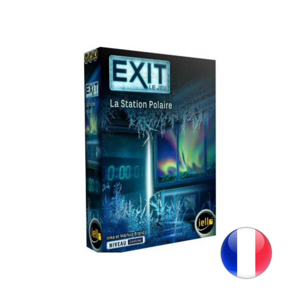IELLO EXIT : La station polaire