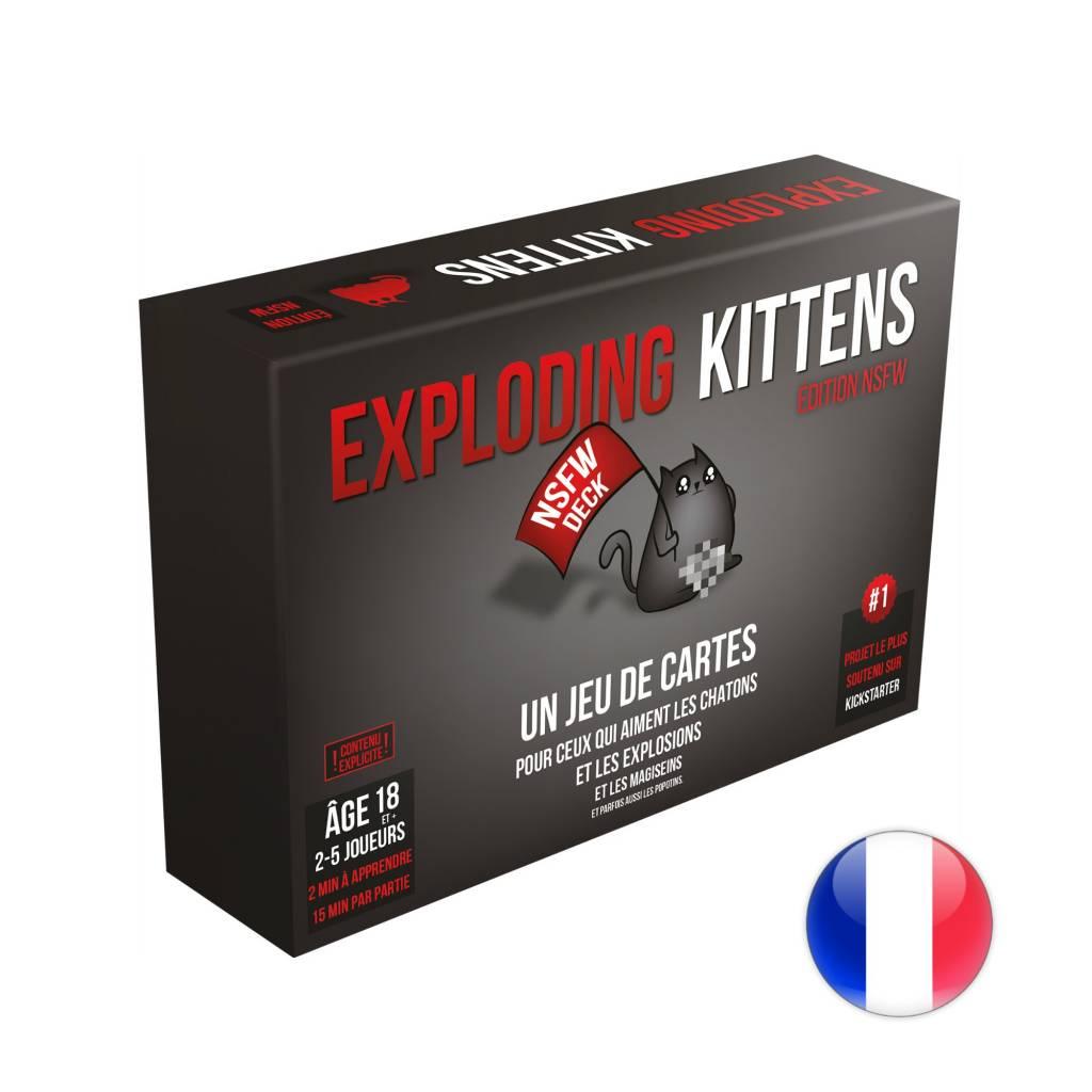 Exploding Kittens: NSWF VF