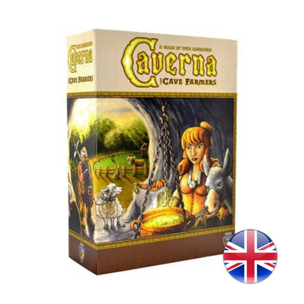 Mayfair Games Caverna The Cave Farmer (VA)