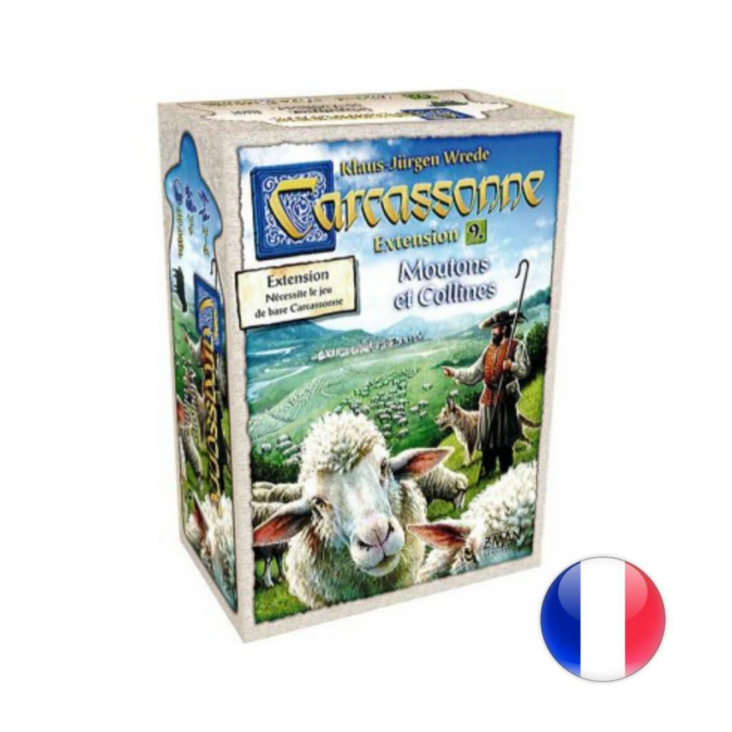 Filosofia Carcassonne: Moutons et collines