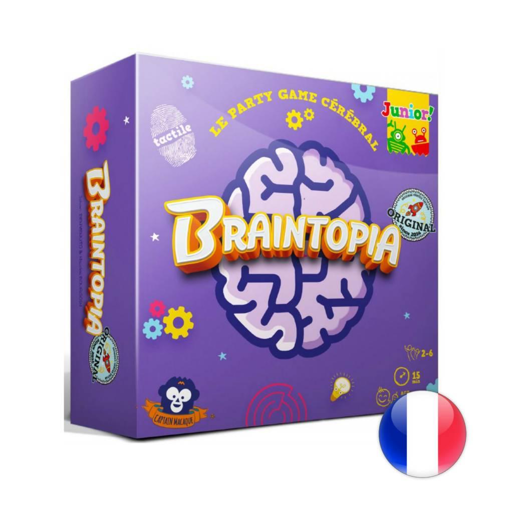 Asmodee Braintopia junior VF