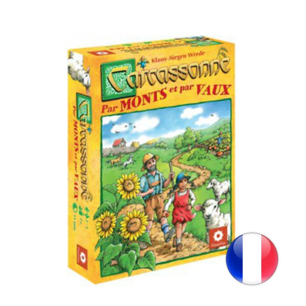 Filosofia Carcassonne: Par monts et par vaux
