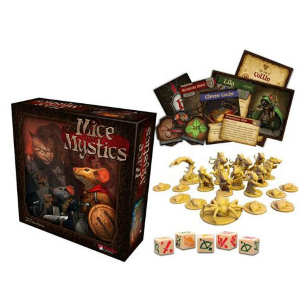 Plaid Hat Games Mice & Mystics VA