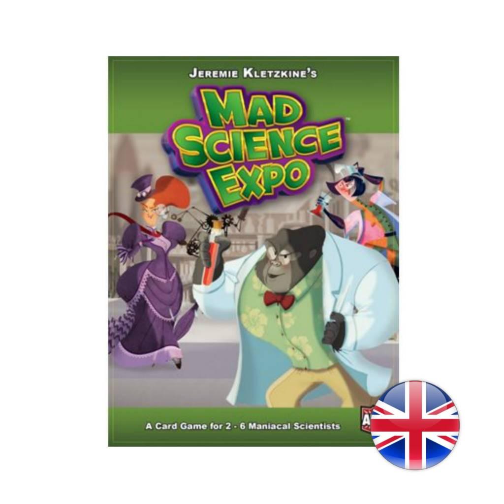 AEG Mad Science expo