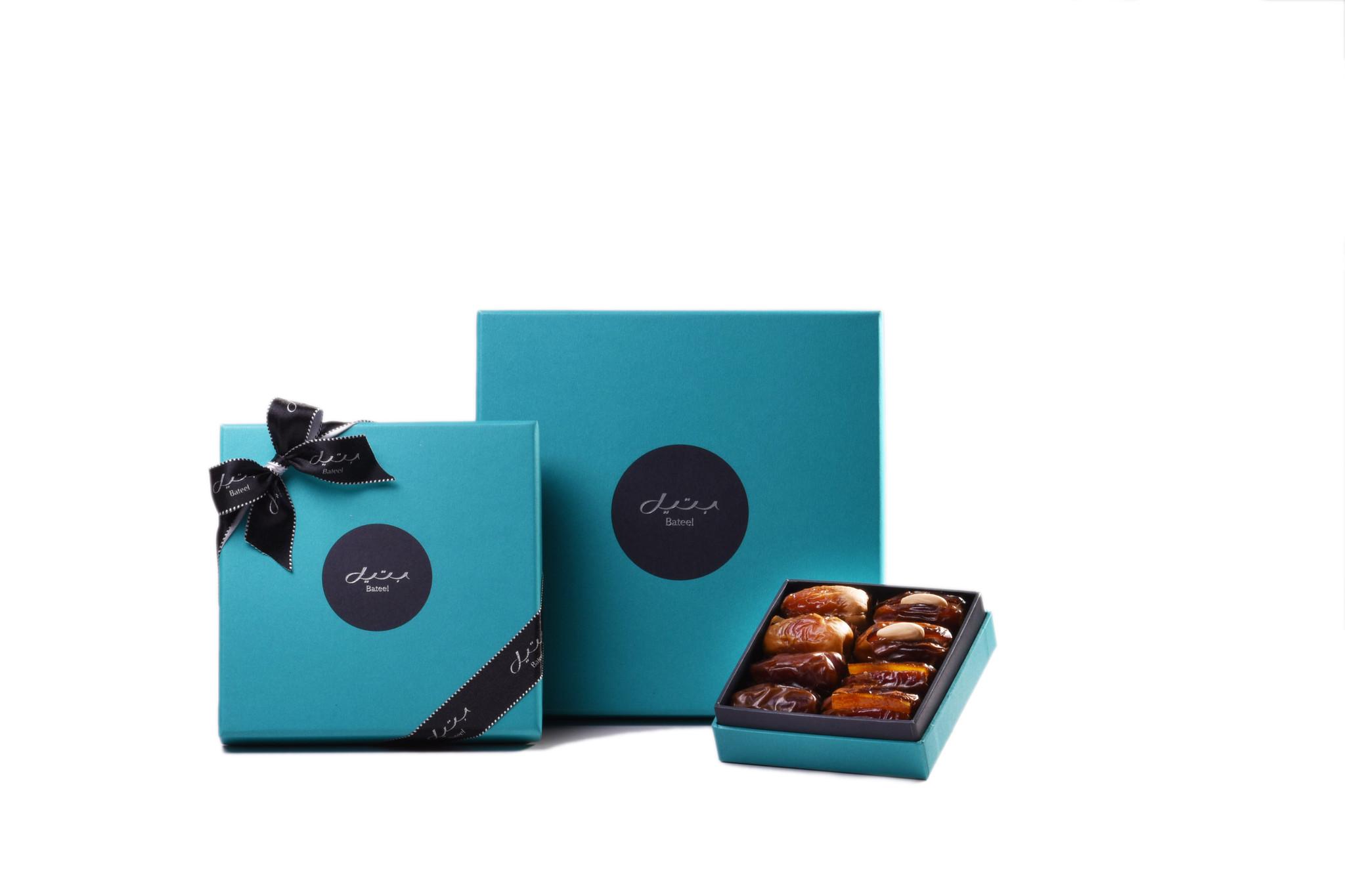 Bateel USA Spring Box Turquoise