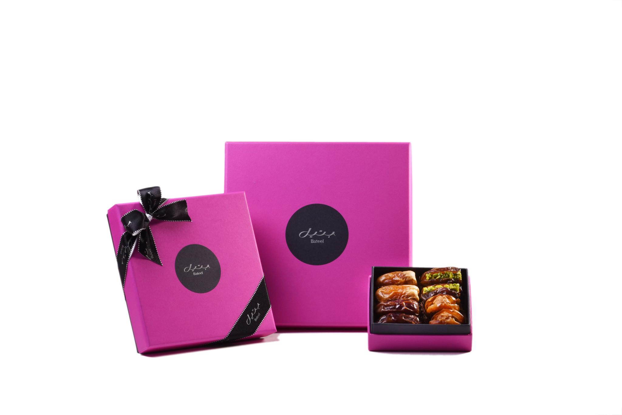 Bateel USA Spring Box Pink