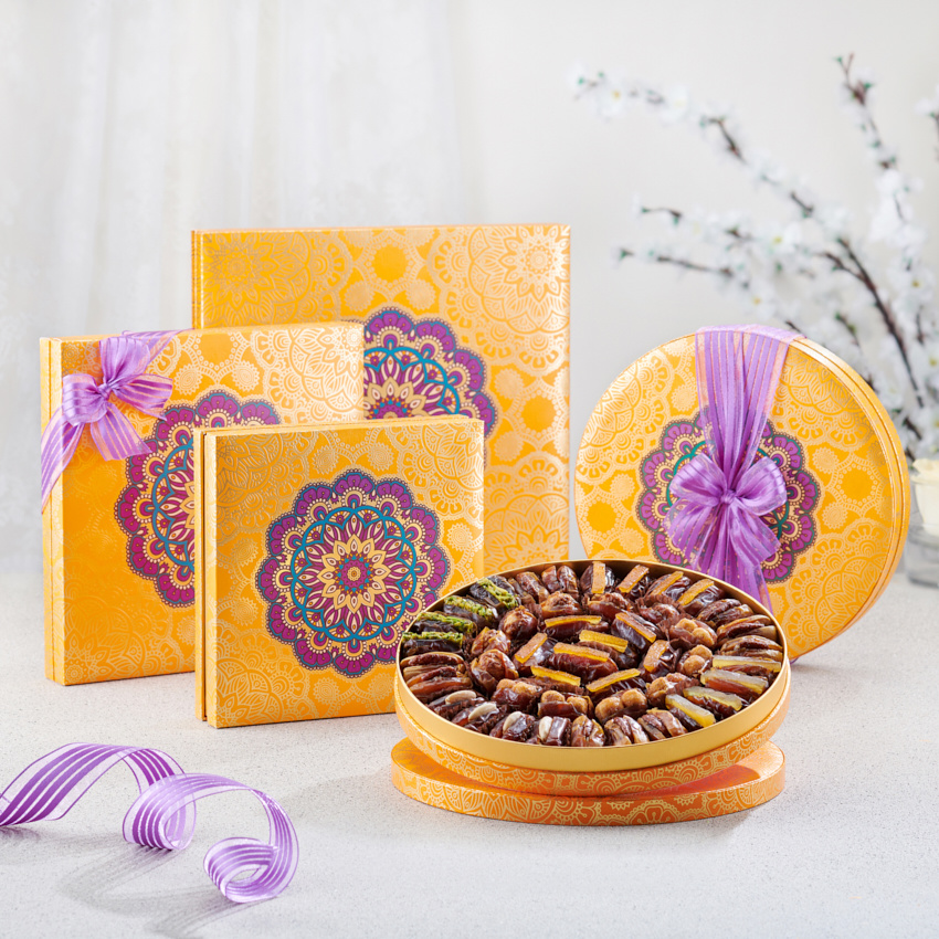 Diwali Orange Regalia