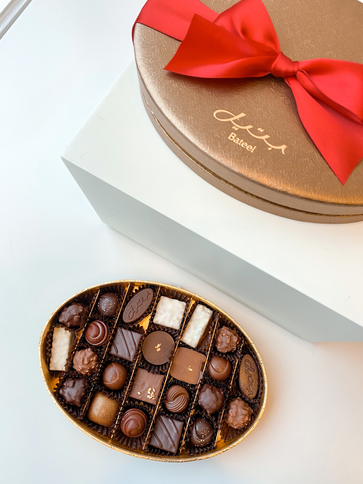 Croco Oval Chocolate Assortment