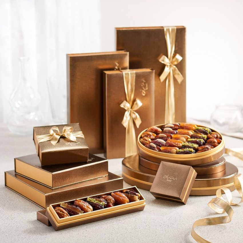 Midas Gold Square Collection