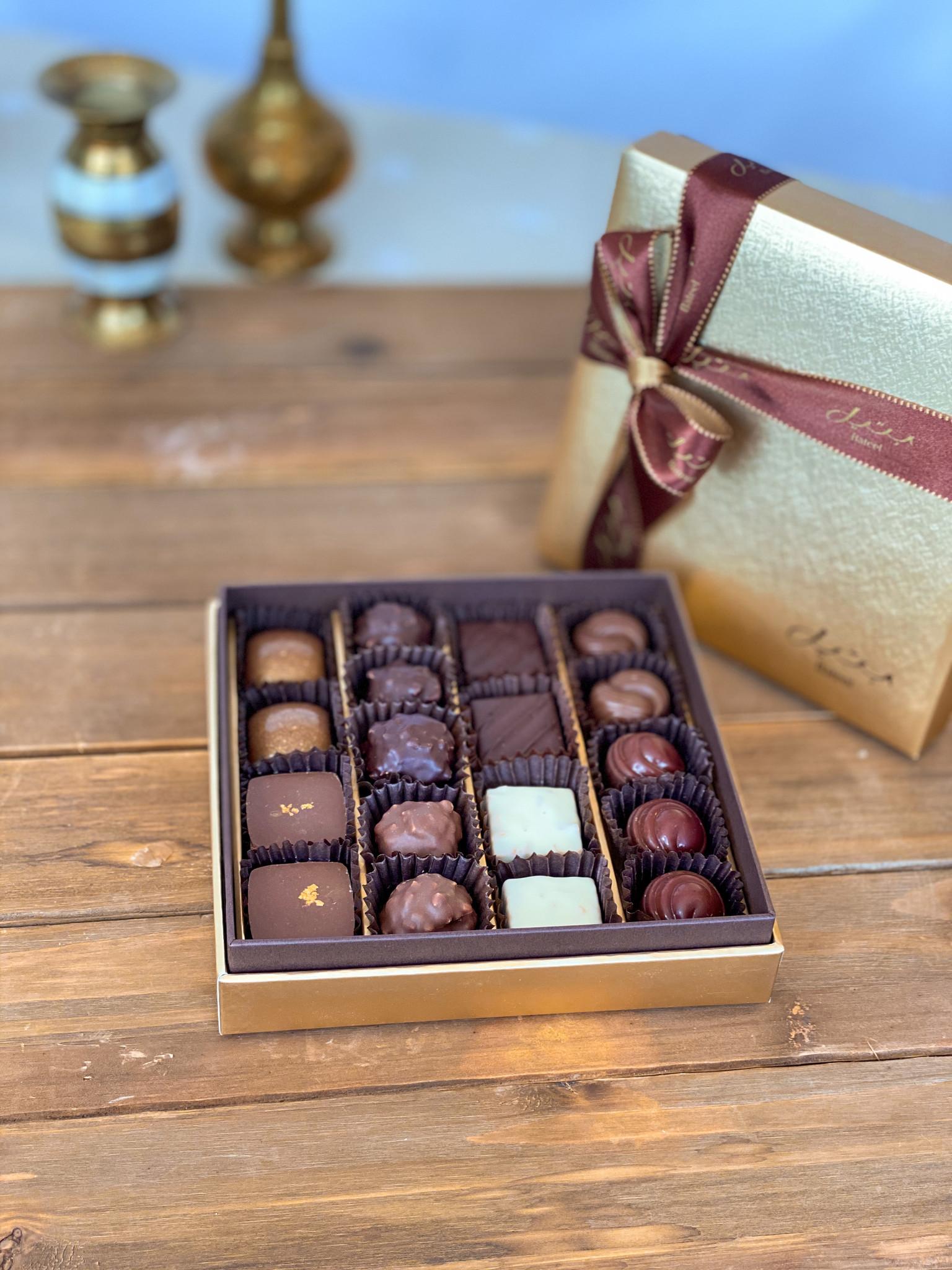 Cassandra Square S Origin Chocolates