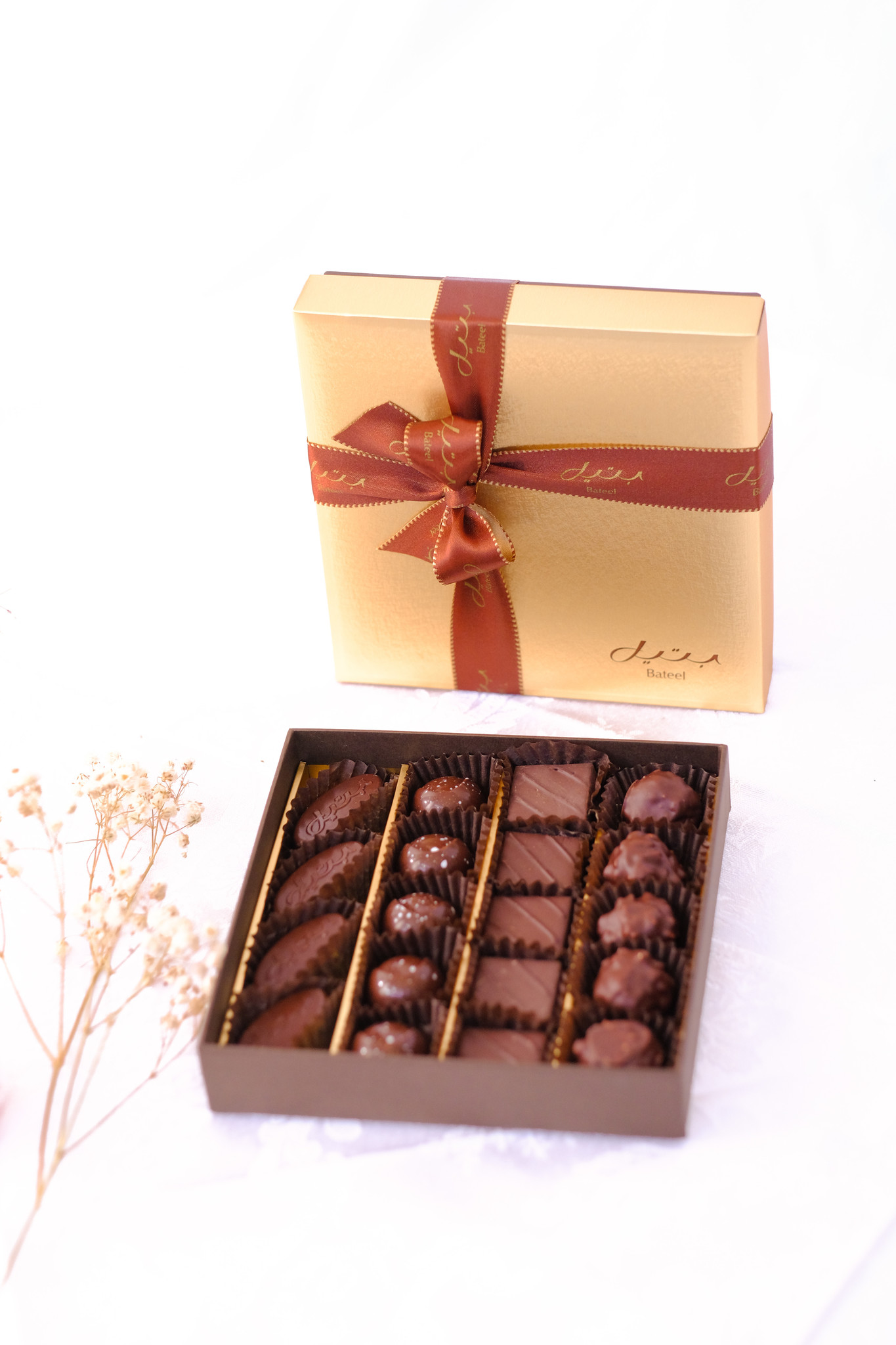 Bateel USA Cassandra S Dark Chocolate Lovers Assortment