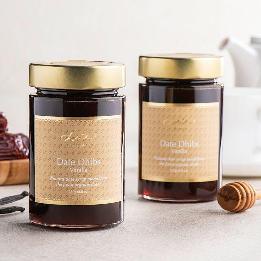Bateel Date Dhibs Vanilla
